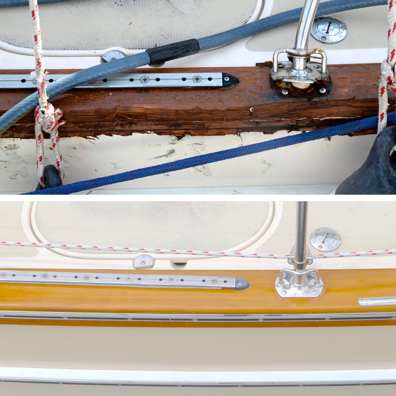 Boat carpentry services