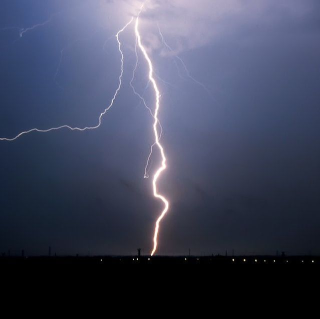 Lightning strike repair services
